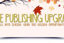 Free Publishing Upgrade / FALL INTO SEASON. GRAB THIS GOLDEN OPPORTUNITY.