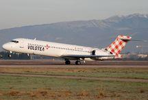 Volotea / Volotea Aircrafts #airplanes #spotting #aviation #aircrafts #airplane #aircraft #aerei