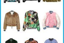 Bomber Jacket / Fashion