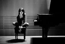 Pianist shoot - Inspiration