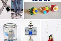LEGO ideer