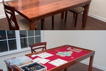 Gaming tables / Because gaming tables require a board of their own