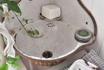 Sinks / by Sharon Cutbirth Hollenbeck Malenke