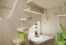 Đầy đủ tiện ích trong ngôi nhà gỗ nhỏ chỉ 10m2 / Giữa một thành phố đông đúc, diện tích đất ở là rất đắt đỏ và hạn hẹp. Trước thực trạng này các KTS đã nghĩ ra những giải pháp thiết kế nhà ở sao cho diện tích nhỏ, nhưng vẫn đảm bảo được đầy đủ tiện nghi bên trong. Đầy đủ tiện ích trong ngôi nhà gỗ nhỏ chỉ 10m2. http://vietnamarch.com/tu-van/kien-truc-nha-dep/item/175-day-du-tien-ich-trong-ngoi-nha-go-nho-chi-10m2.html