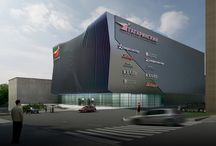 Gagarinsky Shopping mall