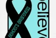 Behcet's Disease Stay strong.... Fight hard.. Cure Behcet's!!!  / by Sarah L.
