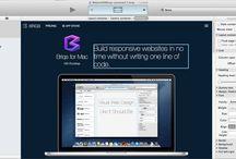 Briqs interface / Sneak peek into Briqs interface