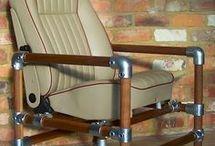 scaune  luxoase