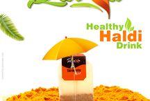 Healthy Haldi Drink - Haldi wala Doodh