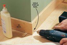 Handy around the house