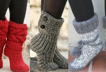 Tricot idee / Jolie tricot laine tuque ect