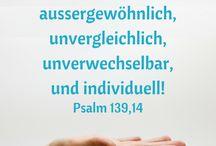 Bibel Zitate