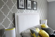 guest bedroom / by Cindy Weller Viken