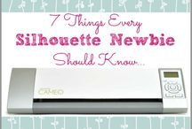 DIY: Silhouette Cameo / by The Nest Effect