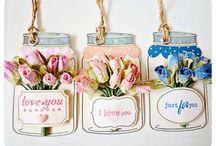Cards-Jars / by CheriG