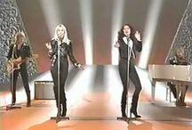 ABBA Black costumes