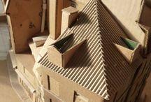 Formes en carton