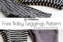 Babymønster
