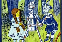 Wizard of Oz Clip Art