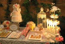 Mesa dulce - Candy buffet