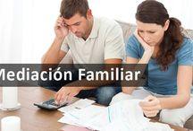 mediación familiar / La mediación aplicada a la gestión de conflictos en el ámbito familiar intenta evitar la confrontación judicial, satisfaciendo las necesidades de las partes y reforzando el consenso.