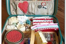 Vintage Crafting / by Mary Buckler