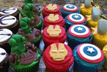 Avengers birthday party 4 years