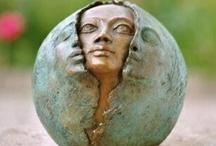 Keramikk-figurar