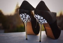 Shoe Obsession / by Lesley V