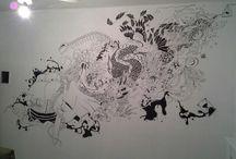 Minhas artes... / Fazendo aquilo que eu mais amo