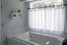 bathrooms / bathroom envy, ideas, projects. organization. luxury. function. / by Nichole Phillips