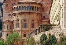 Spain - Barcelona - Montserrat