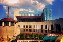 Nashville stages