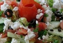Saláták Lekvárok Szörpök Likőrök