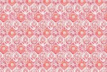 Fabrics, Patterns, and Prints / by Sydney Stoops