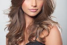 Licht Bruin Haar