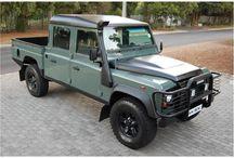 Land Rover Defender DC