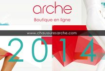 ARCHE SHOES 2014 Spring // Summer Collection / Discover the new arche shoes 2014 Collection with brand new colors and shapes with the legendary comfort of the french shoes brand.