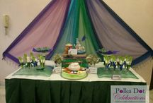 Krishna themed party