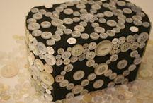 Cajas, cestas y cosas... Boxes & Baskets...