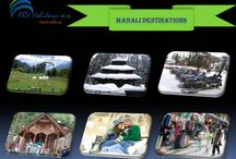 Manali Attractions / Check-Out Some best attractions of manali.