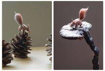 miniaturowe inspiracje