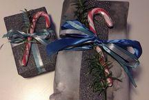 Jul - gaveindpakning