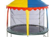 Trampoline Tents & Canopies
