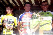Course cycliste de Mulsanne (72) - 29 juin 2014 / Un nouveau podium pour l'AC-TOURAINE avec la 3ème place de Dominique DESCAMPS en PC à Mulsanne.