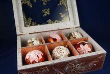 "Коллекция Christmas Art ""Зимние цветы"" / Коллекция Christmas Art ""Зимние цветы"" http://www.christmas-eve.ru/winter-flower.html"