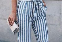 TREND: Love affair with stripes