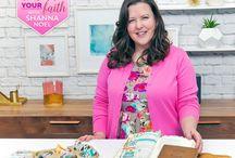 Shanna Noel / Bible Journal, Illustrated Faith, Bella Blvd