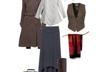 Mama Masha's closet - travel - autumn