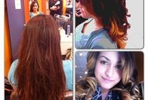 Bella Mia  / Hair color
